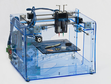 FabHome Model 1 3D printer