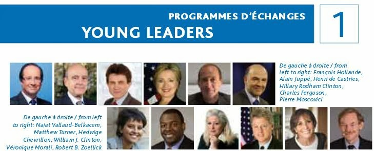 young leader FAF French American Foundation